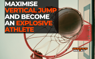 Maximise Vertical Jump and become an Explosive Athlete