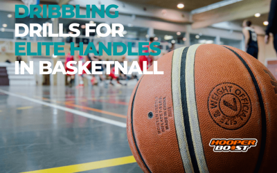 Dribbling drills for elite handles in basketball