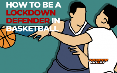 How to be a lockdown defender in basketball