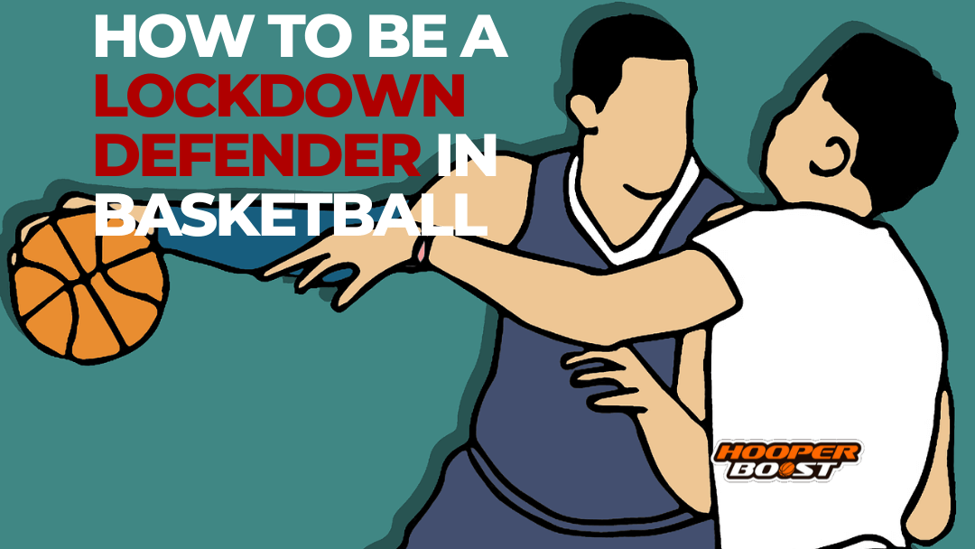 how to be a lockdown defender