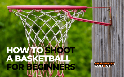 How to shoot a basketball for beginners