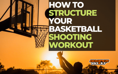 How to structure your basketball shooting workout