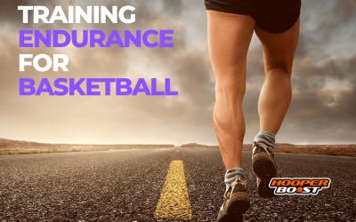 Training endurance as a basketball athlete