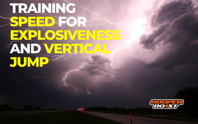 Training Explosive Speed for Vertical Jump and Athleticism