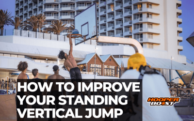 How to improve your standing vertical jump