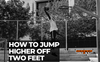 How to jump higher off two feet