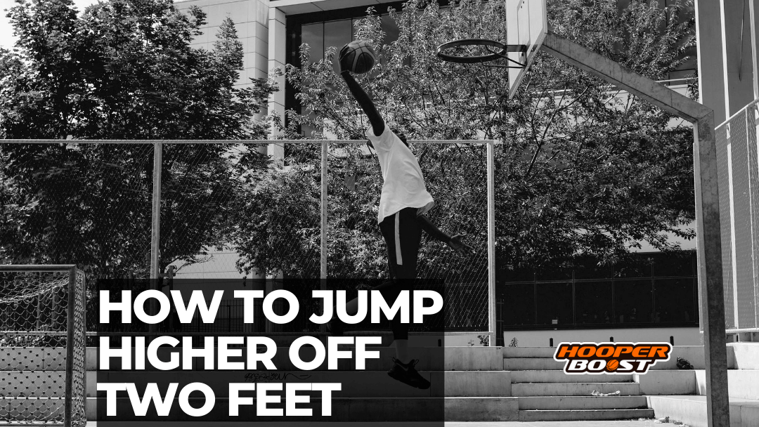 training to jump higher off two feet
