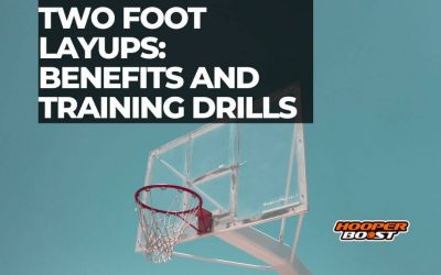 Two foot layups: Benefits and Training drills