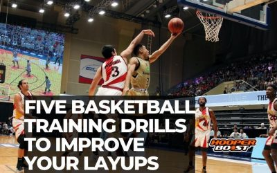 Five basketball training drills to improve your layups