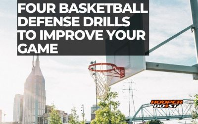 Four basketball defense drills to improve your game