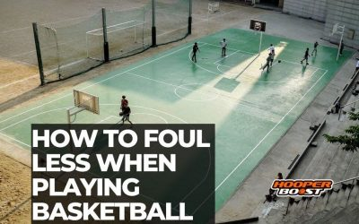 How to foul less when playing basketball