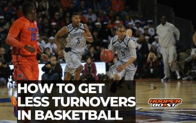How to get less turnovers in basketball