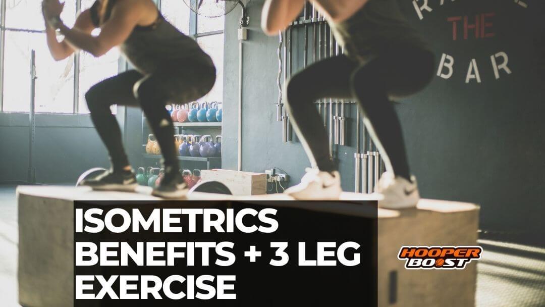 Isometrics training benefits and leg exericese