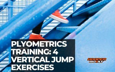 Plyometrics training: 4 exercises to enhance vertical jump