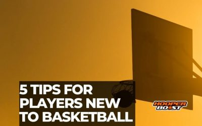 5 tips for players new to basketball