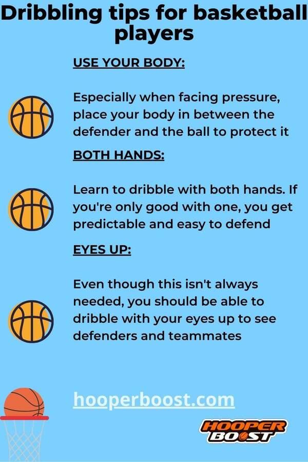 dribbling tips for basketball beginners