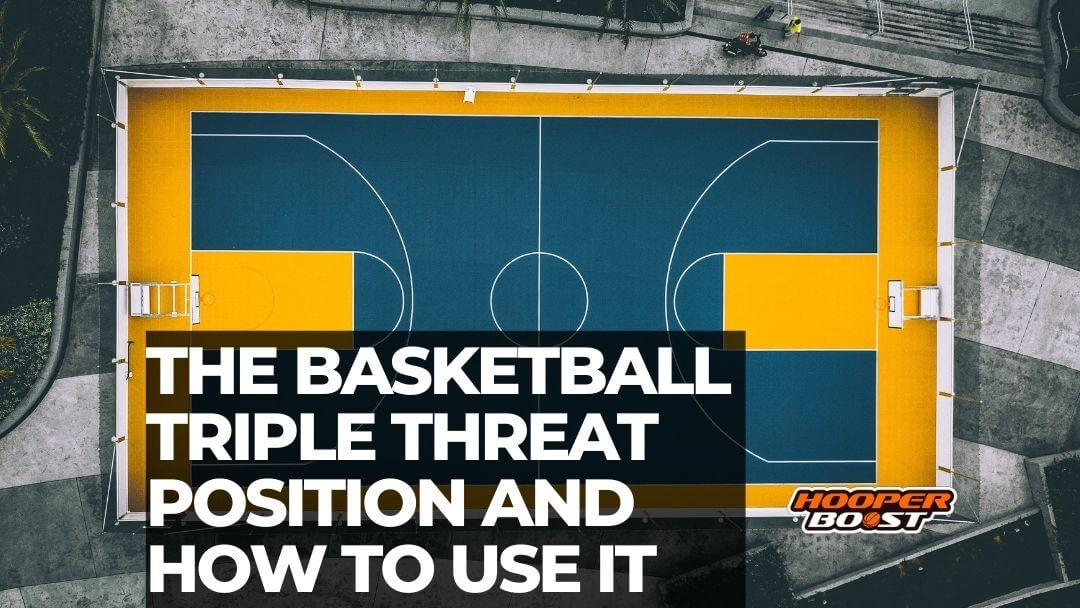 triple threat position in basketball