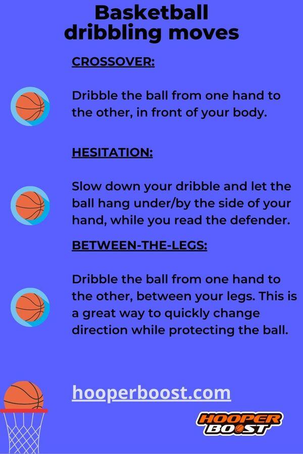 dribble moves for basketball