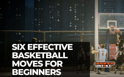 Six effective basketball moves for beginners