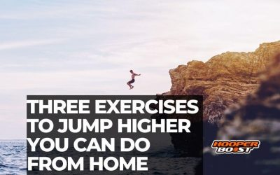 Three exercises to jump higher you can do from home