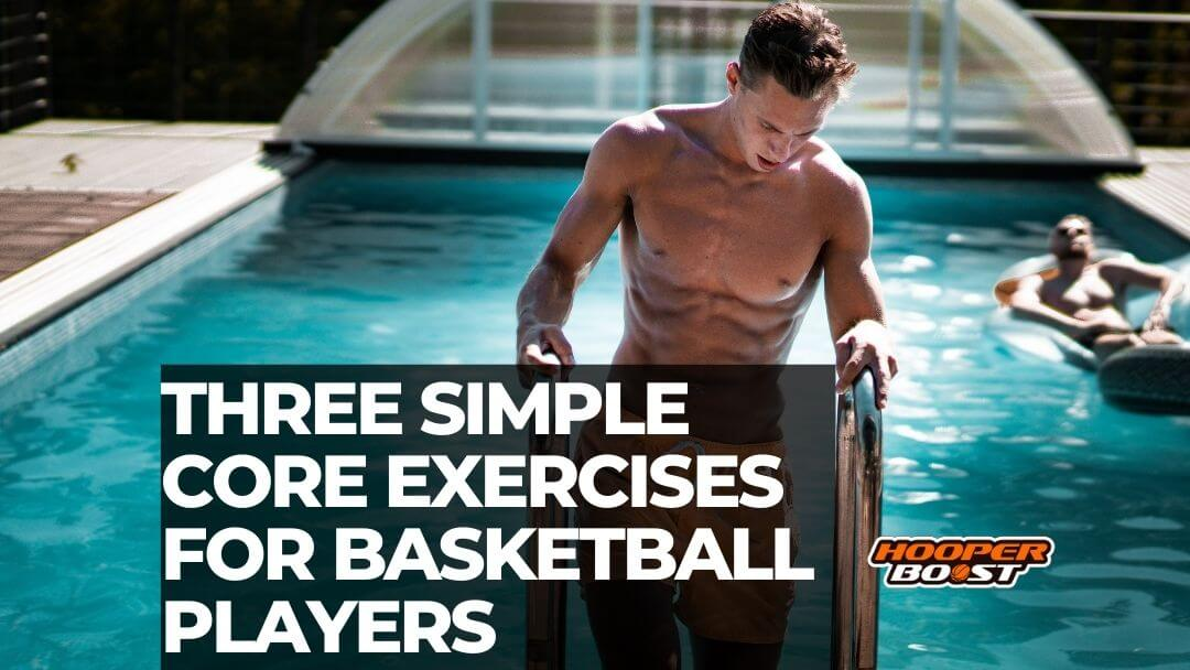 core exercises for basketball players