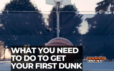 What you need to do to get your first dunk