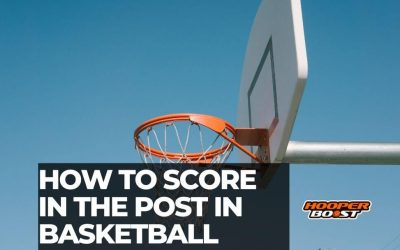 How to score in the post in basketball
